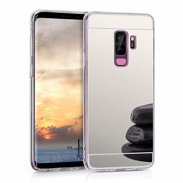 送料無料 ミラーケース Samsung Galaxy S9 Plus T...
