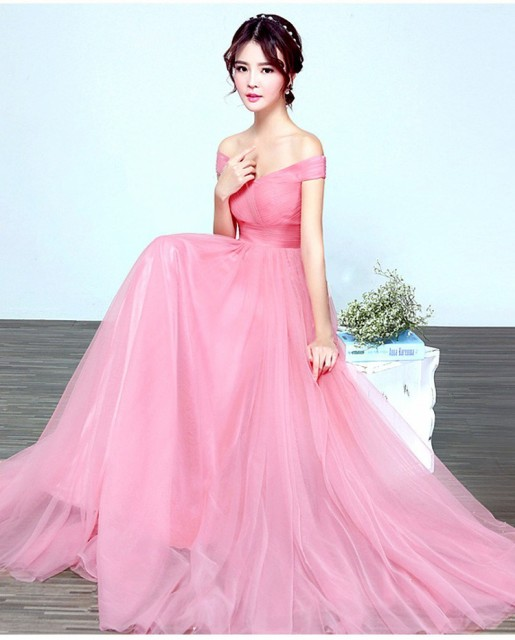 レディース ウエディングドレス カラードレス Aラ...