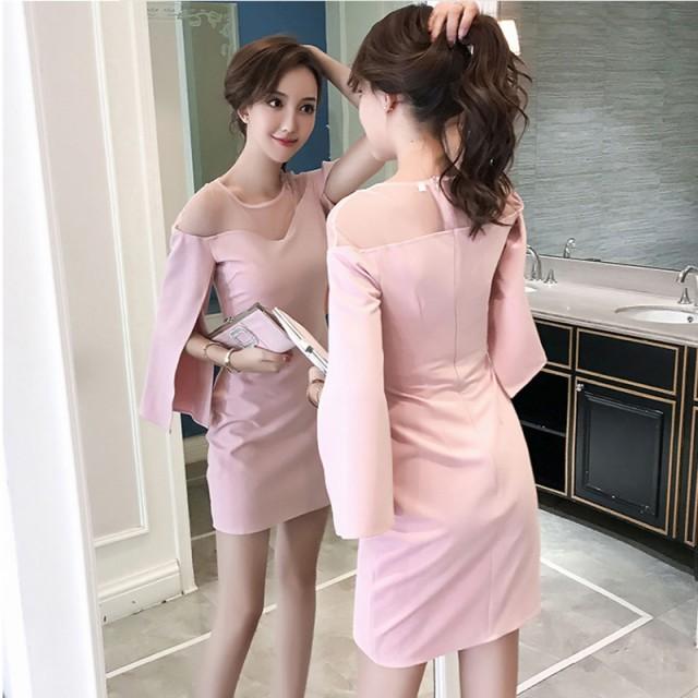 レディースファッション ドレス キャバドレス・ミ...