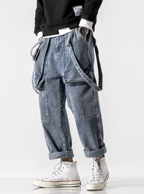 メンズ ファッション ボトムス デニムパンツ ジー...