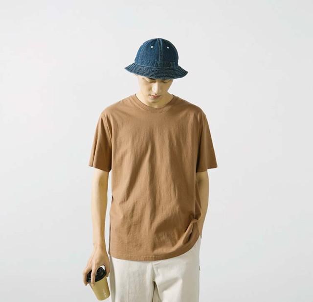 メンズ ファッション トップス Tシャツ 半袖 ラウ...