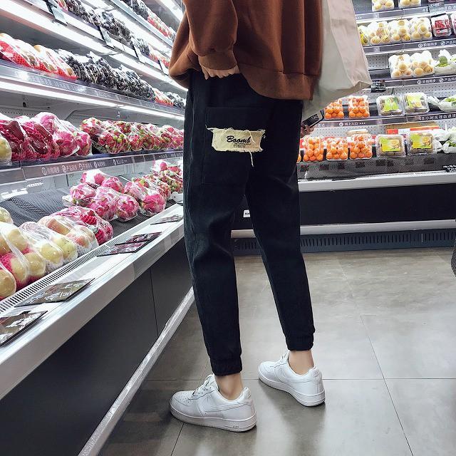 メンズファッション パンツ・ボトムス ウールパン...