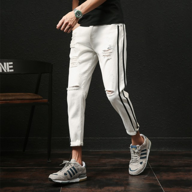 メンズファッション パンツ・ボトムス ジーンズ・...