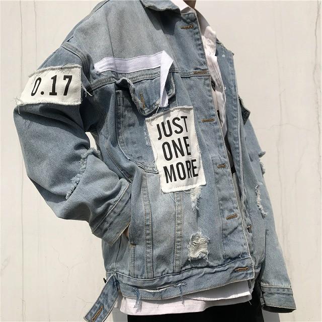 メンズファッション ジャケット・アウター デニム...