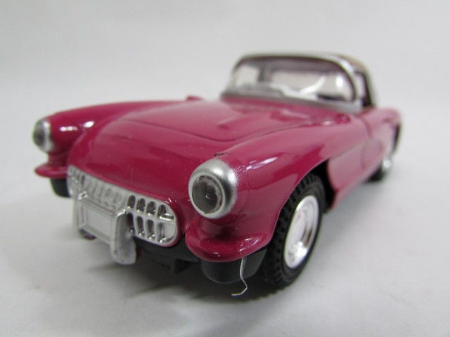 Sound & Light 1/32 Chevrolet Corvette C1  シ...