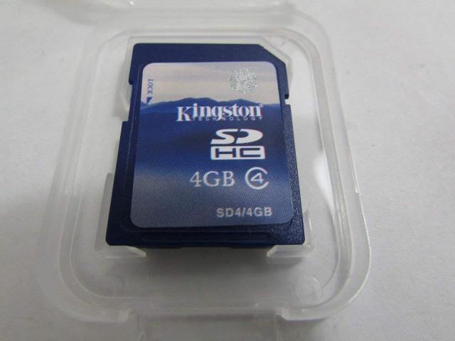 デジタルカメラ、パソコンに最適♪ Kingston SD...