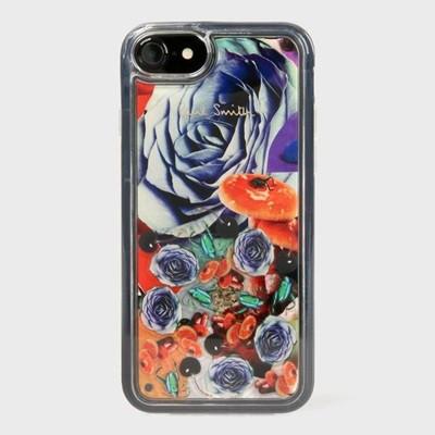 ポールスミス iPhone ケース iPhone7、7S、8兼用...