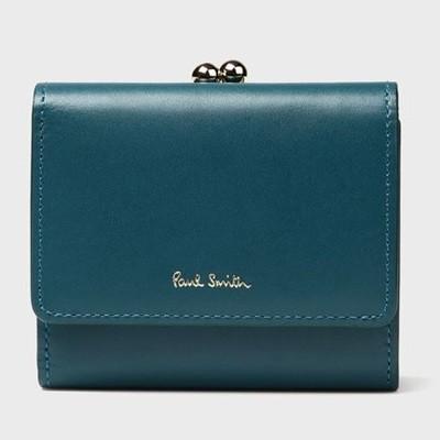 ポールスミス 財布 折財布 がま口 フローラルスト...