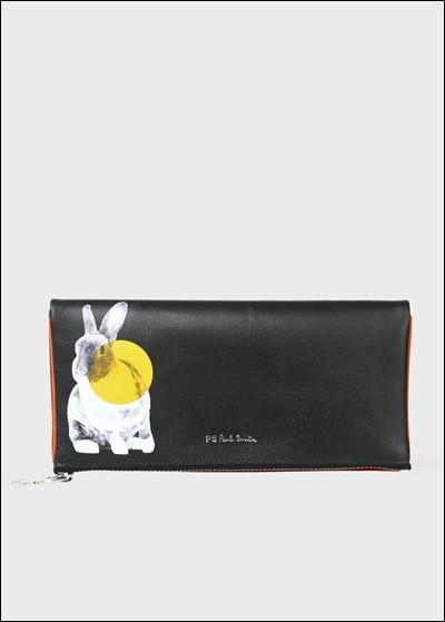 ポールスミス 長財布 Lucky Rabbit