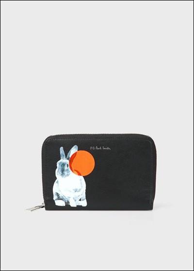 ポールスミス 折財布 Lucky Rabbit
