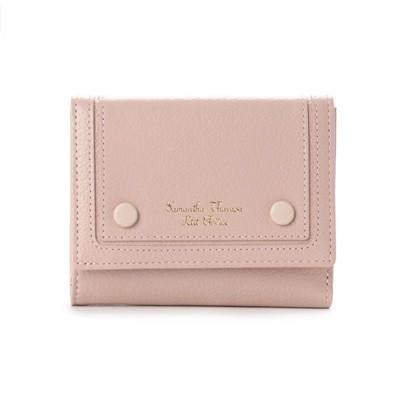 サマンサタバサプチチョイス 折財布 シンプルボ...