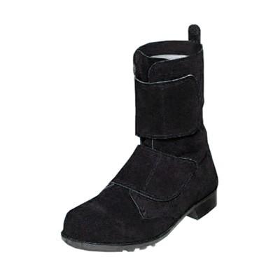 安全靴 エンゼル B520 溶接用安全靴 23.5〜28[作...
