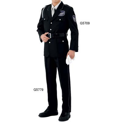 送料無料 警備服・防犯商品 G-best G5709 ジャケ...