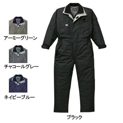 防寒着 山田辰AUTO-BI 700 防寒ツヅキ服 M〜LL