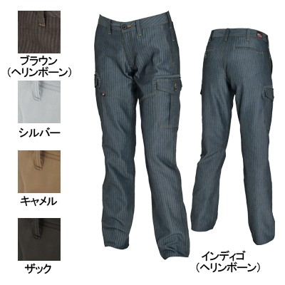 作業服・作業着・作業ズボン バートル BURTLE 150...