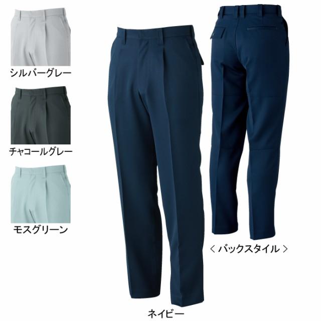 作業服 SOWA 1119 ワンタックスラックス 73〜88
