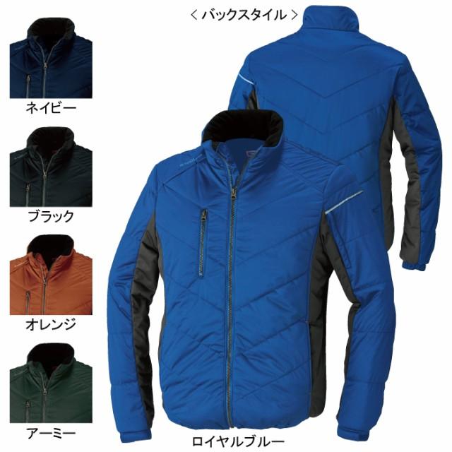 作業服 SOWA 44603 防寒ブルゾン 4L