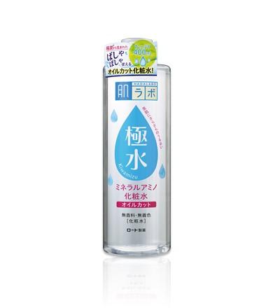 肌ラボ 極水 ミネラルアミノ化粧水