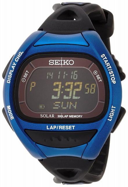 セイコー プロスペックス スーパーランナーズ SEIKO PROSPEX SUPER RUNNERS ソーラー 腕時計 ランニングウォッチ SBEF029