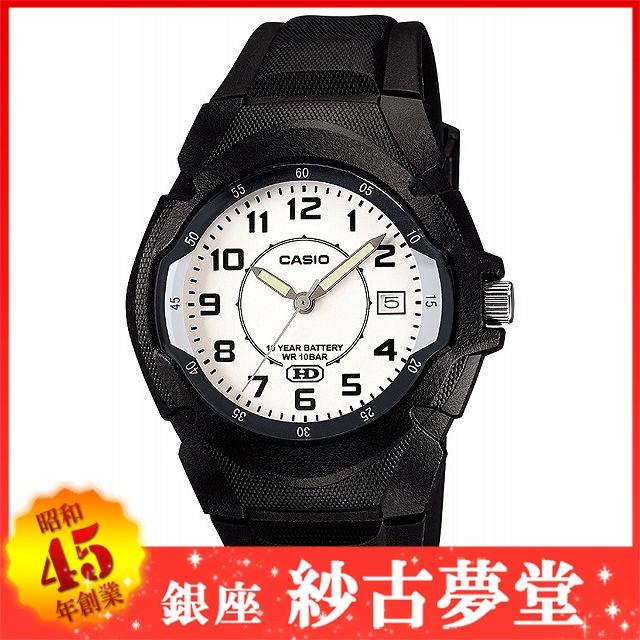 カシオ CASIO 腕時計 スタンダード MW-600B-7BJF ...