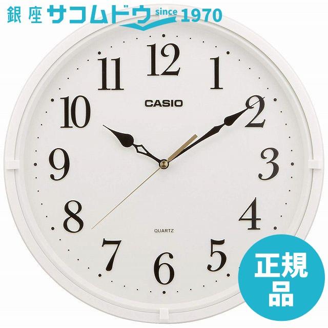 CASIO CLOCK カシオ クロック インテリア掛時計 ...