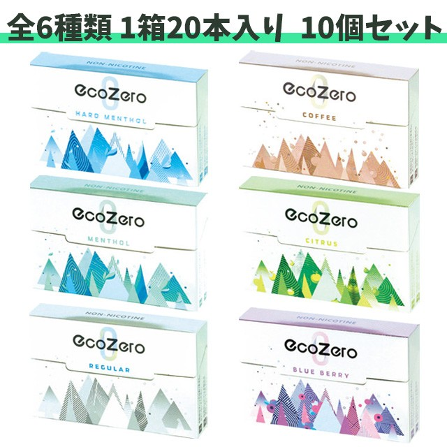 EcoZero エコゼロ 1箱20本入り 茶葉スティック ニ...