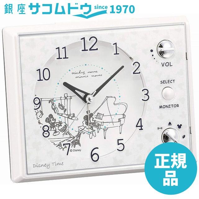 SEIKO CLOCK セイコー クロック 目覚まし時計 FD4...