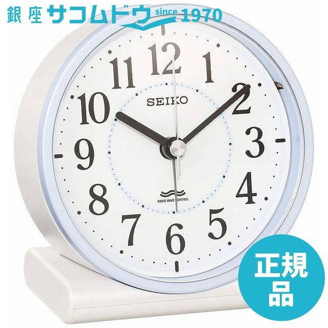 SEIKO CLOCK セイコー クロック 時計 電波アナロ...