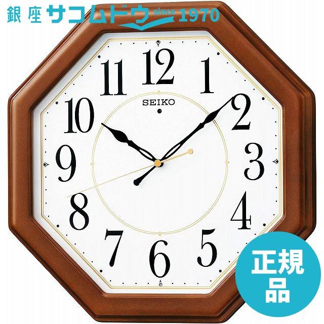 SEIKO CLOCK セイコー クロック 時計 木枠スタン...