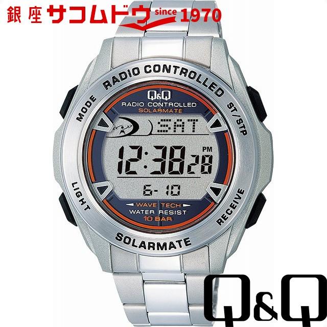Q&Q キューアンドキュー 腕時計 ウォッチ SOLARMA...
