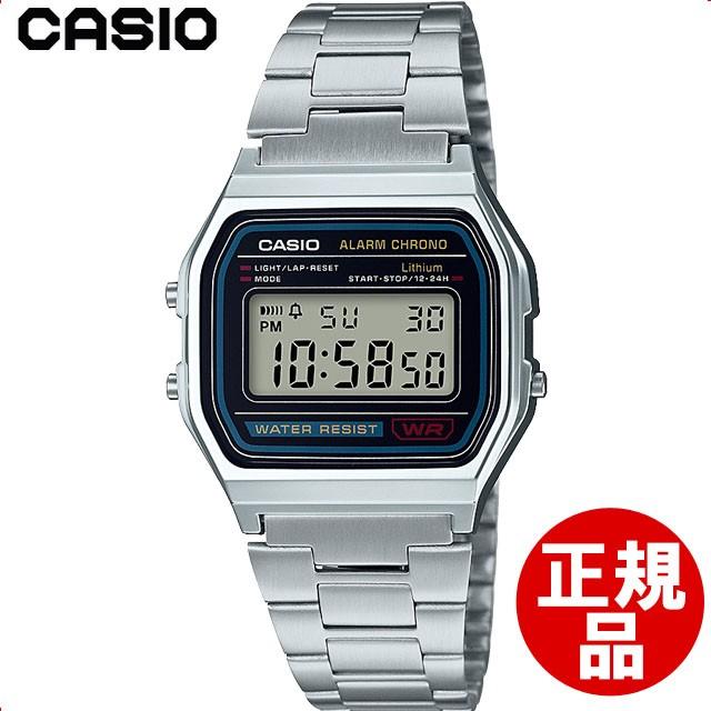 カシオ CASIO 腕時計 カシオ コレクション A158WA...