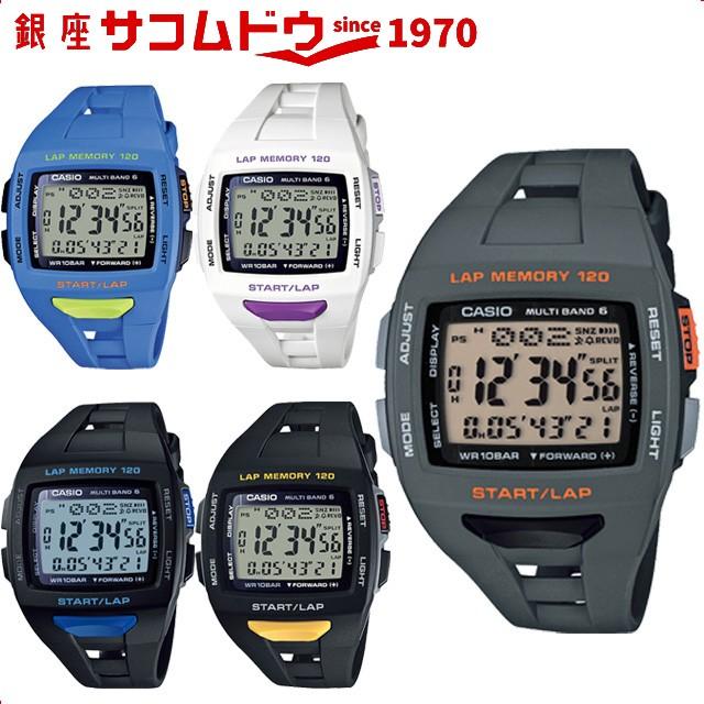 カシオ CASIO 腕時計 スポーツ STW-1000-1BJH STW...