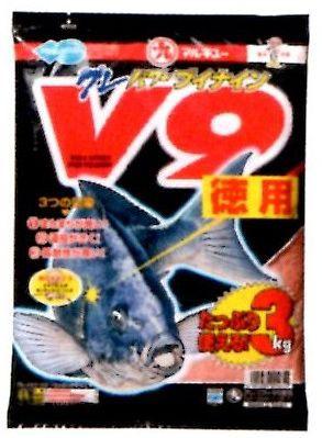 釣りえさ 集魚材 【マルキュー】グレパワーV9...