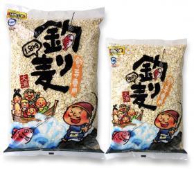 【釣り餌】 【ヒロキュー】釣り麦 約0.9kg