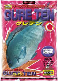 【集魚材】【釣り餌】 グレTEN  2k入り