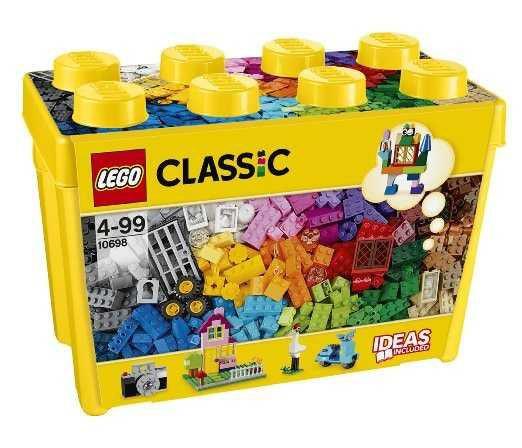 レゴ (LEGO) クラシック 黄色のアイデアボックス ...