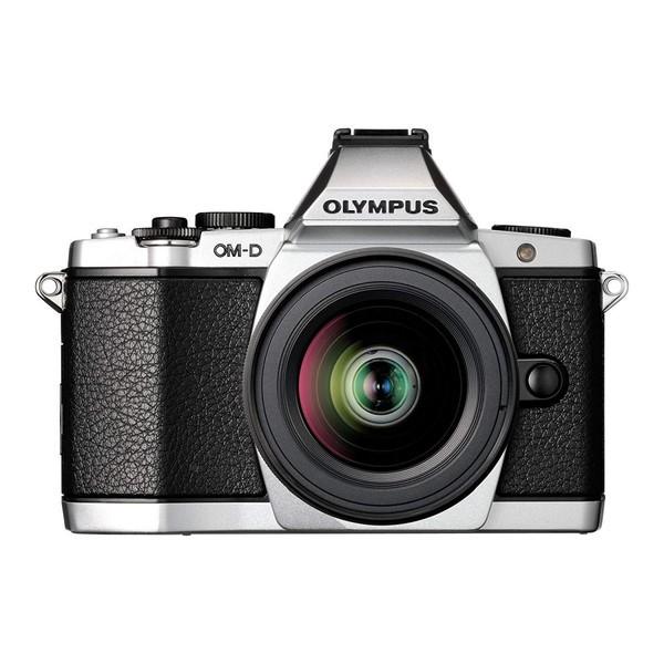 OLYMPUS OM-D E-M5 レンズキット シルバー /  デ...