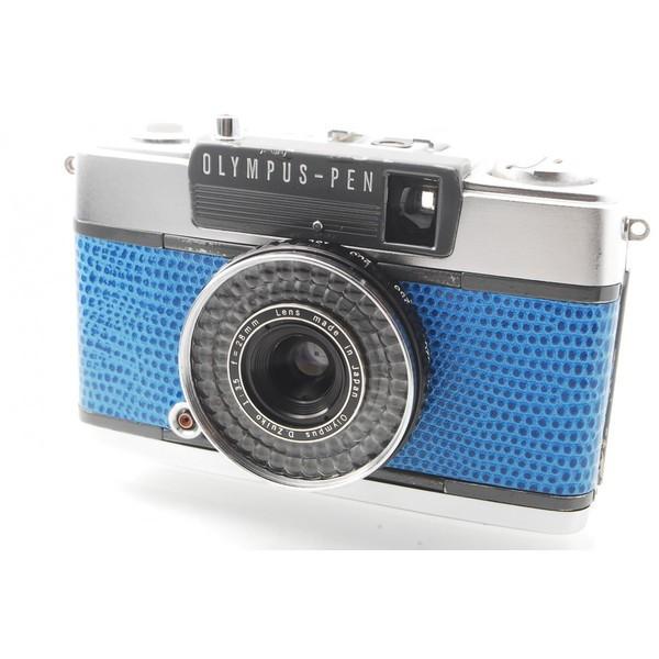 Olympus Pen EE-2 / フィルムカメラ/ マニュアル ...