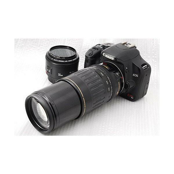 【中古 保証付】Canon デジタル一眼レフカメラ E...