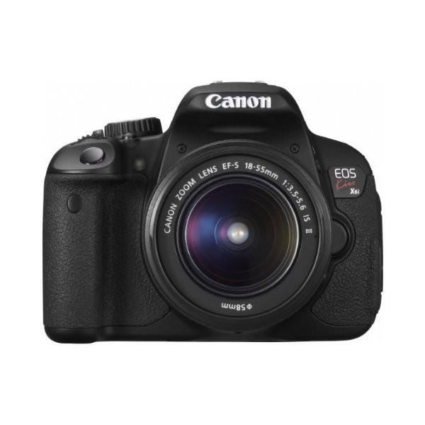 Canon デジタル一眼レフカメラ EOS Kiss X6i EF-S...