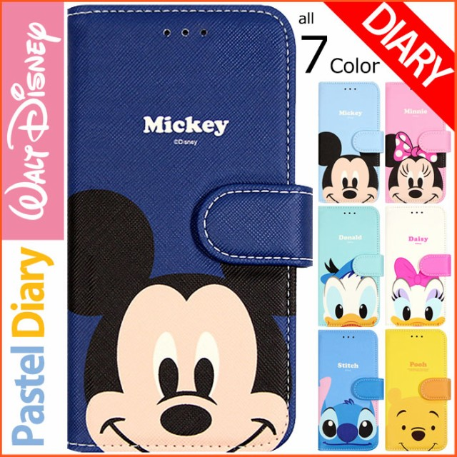 ★送料無料(速達メール便) Disney Pastel Diary ...