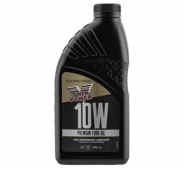 フォークオイル 10W 米国製 946ml ツインパワー ...