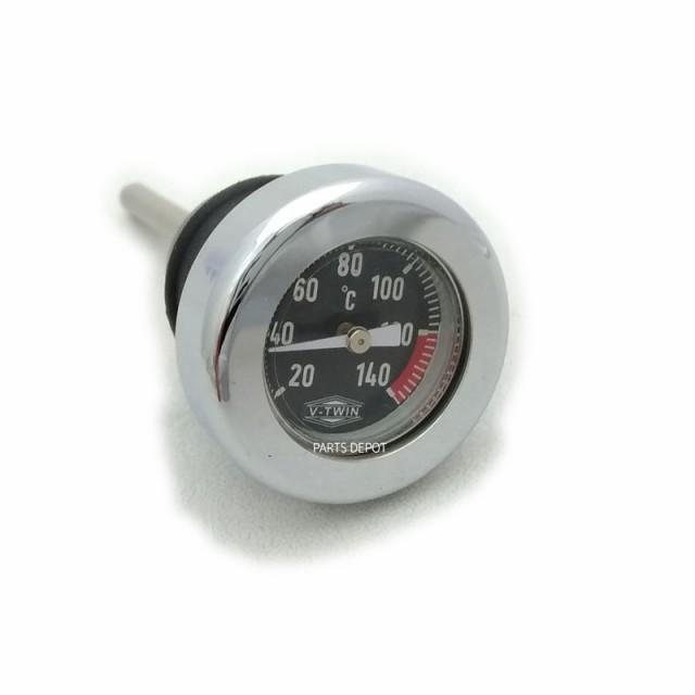 【ビレット】EV オイルゲージ 油温計 摂氏 20-140...