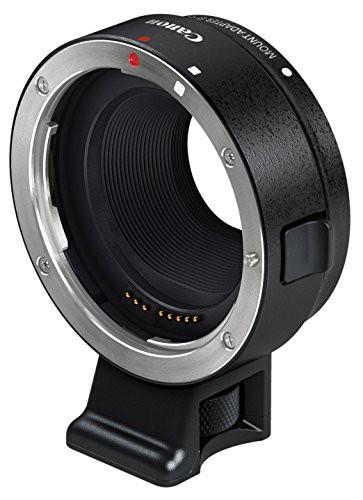 Canon レンズマウントアダプター EF-EOSM キヤノ...