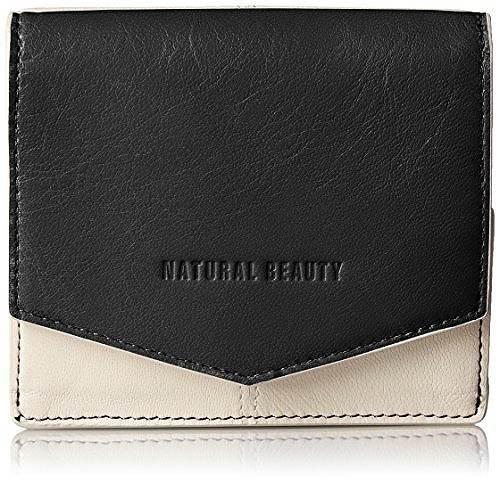 [ナチュラル ビューティー] 二つ折り財布 パネル ...