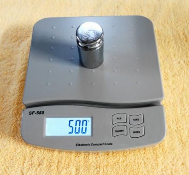 デジタルはかり/1g単位、25kgまで キッチンスケ...