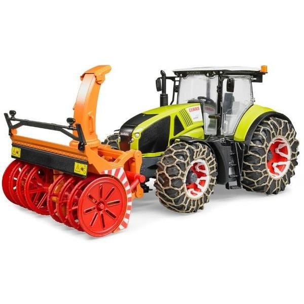 BRUDER ブルーダー Claas Axion950 トラクター&...