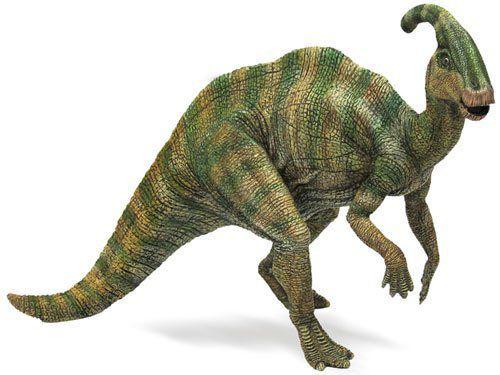 パラサウロロプス 55004 恐竜フィギュア PAPO