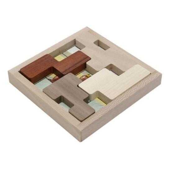 匹見パズル かくれんぼパズル 日本製木製パズル