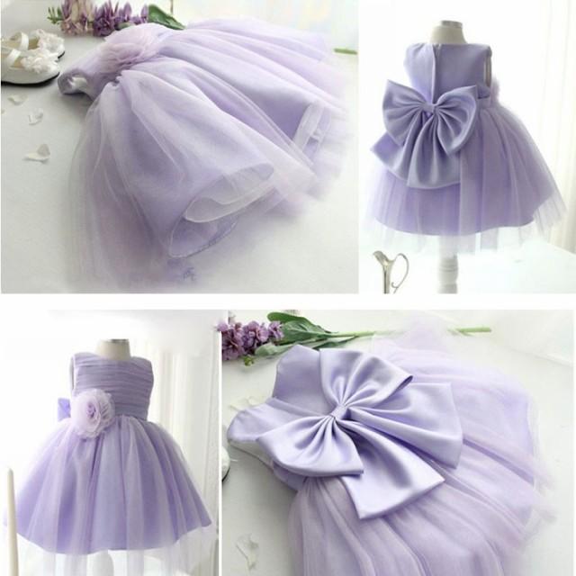 【即納】キッズ ドレス ドレス 子供 結婚式 二次...